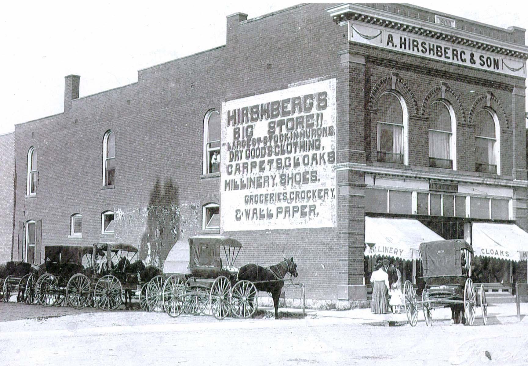Grand Opening 1900
